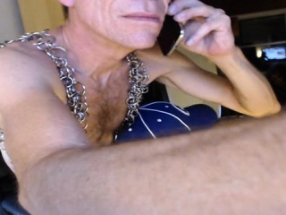 Amateur (Gay),Blowjob (Gay),Gays (Gay),Men (Gay) Service Phone in the Wire Guy