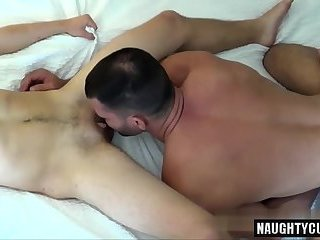 Anal,Domination,Rimming,Bareback,gay,fuck,british,jocks Hot jock bareback and cumshot
