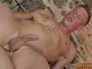 Anal,Hunks,gay,muscle Muscle gay anal sex and cumshot