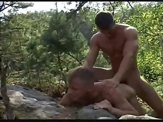 gay [GVC 130] Muscle Guys Sucking & Fucking Outdoor