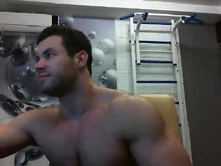 Amateur,Masturbation,Solo,Hunks,hairy,gay Huge muscular Russian
