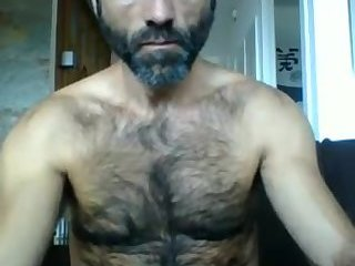 amateur,masturbation,solo,mature,hairy,gay Dayum, Sasquatch daddy killing it