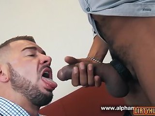 Anal,Cumshot,Big Cock,Ebony,Hunks,Interracial,Mature,gay,facial,muscle Muscle gay anal sex with cumshot