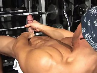 gay [GVC 412] Muscly Stud Whacking off