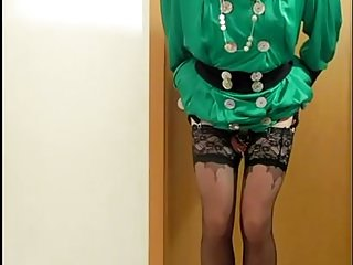 Man (Gay) Crossdresser all dressed up and nowhere to go
