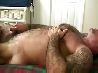 Bareback (Gay);Big Cocks (Gay);Blowjobs (Gay);Gay Porn (Gay);Men (Gay) Daddies Vacation Fuck