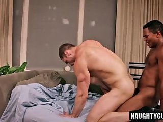 Anal,Ebony,Interracial,gay,fucking,creampie,big dick,studs,muscled,students Big dick gay flip flop with cumshot