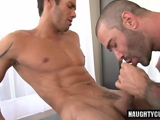 Anal,Hunks,gay,gay sex,hardcore,big dick,muscled Big dick gay anal sex with cumshot