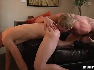 Anal,gay,creampie Tattoo gay anal sex and creampie