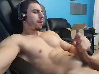 Masturbation,Big Cock,Homemade,Pov,Voyeur,online,gay Arab Hummus  II