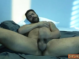 Anal,Interracial,gay,bear,muscle,fucks Muscle bear interracial and cumshot