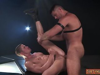 Anal,Cumshot,Hunks,gay,muscle Muscle gay anal and anal cumshot