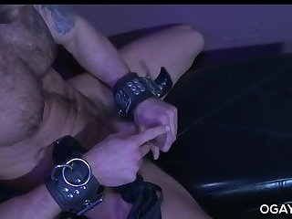 Solo,toys,leather,brunette,Muscular,gay Dark desires - Drake Jaden