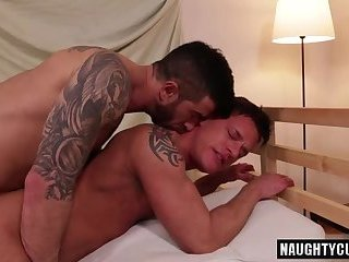 Anal,Fetish,Handjob,Tattoo,gay Tattoo gay ass to mouth with cumshot