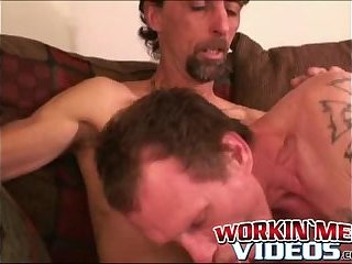 Amateur,Big Cock,Blowjob,facial,shower,big dick,bearded,workingmenvideos,gay Bearded seniors sucking each others dick until a hot facial