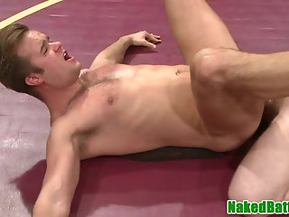 Anal,Cumshot,Rimming,Blowjob,ass,wrestling,muscled,gay Facesitting stud wrestling naked hunk
