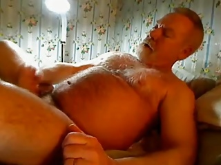 Men (Gay);Amateur (Gay);Handjobs (Gay);Masturbation (Gay);HD Gays Hot Daddy 5