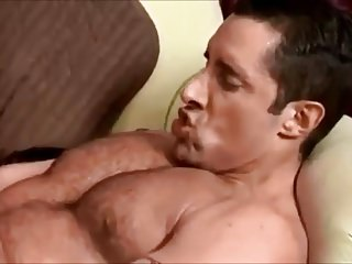 Big Cock (Gay);Blowjob (Gay);Masturbation (Gay);Anal (Gay) His daughter's boyfriend Part 4
