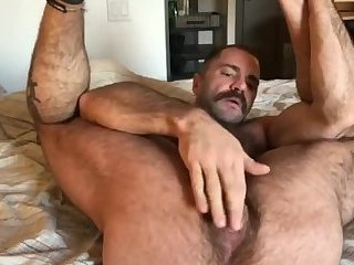 Amateur,Solo,Bears,Fetish,hairy ass,gay Hot sloppy dad pussy