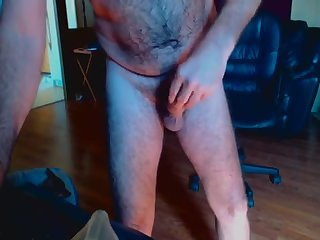 Amateur,Masturbation,Solo,Mature,hairy,gay Horny hairy verbal daddy