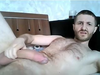 Amateur,Masturbation,Solo,hairy,gay Monster Cumming