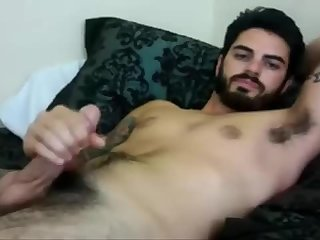 Amateur,Masturbation,Solo,gay Sexy pits and a nice big bush to bury your nose into