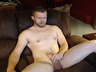 Amateur,Masturbation,Solo,Hunks,gay Chatting with my friends while I jerk my dick