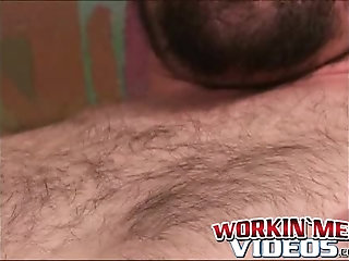 Cumshot,Amateur,Masturbation,Solo,Mature,hairy,bearded,workingmenvideos,gay Older amateur with glasses masturbates and squirts spunk