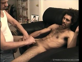 handjob,blowjob,jerking,oral,wanking,softcore,brunette,gay Sucking A Straight Boy Black Monster