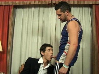 Amateur (Gay),Blowjob (Gay),Gays (Gay),Twinks (Gay) Nasty daddy seduces a gorgeous blue-eyed youngster