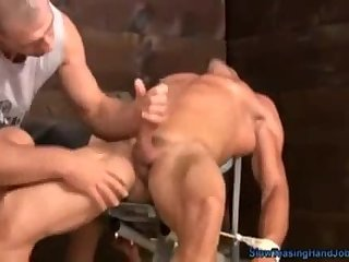 Domination,Fetish,Handjob,hung,muscled,gay Edging