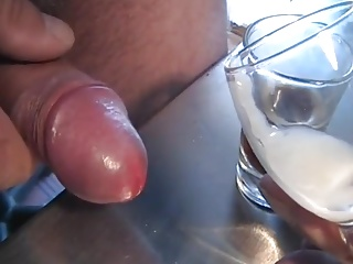 Men (Gay) Fun With Cum and Piss