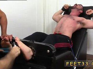 feet,fetish,handjob,foot fetish,brunette,Handjobs,dominating,fetish sex,gay Dolan Wolf Jerked & Tickled