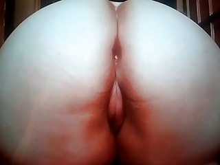 Men (Gay) Hot Spicy Cum Tribute for this Big Fat Curvy Juicy Yummy Ass