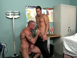 Anal,Hunks,gay,ass,hardcore,fuck,muscled 1b guys O 30 Workplace Fuck_Alexander Garrett_Sean Duran