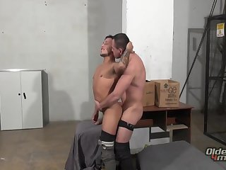 Anal,Mature,Threesome,gay Lets Party With daddy man