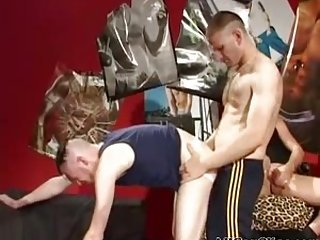 gay Dirty Sex Corrupt Cops Star In Bareback - Part3