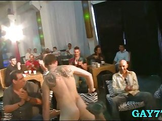 gay Party boys fucked by dick