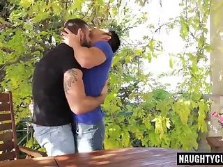 Anal,Hunks,Outdoors,Tattoo,gay,ass fuck,cleanup,reverse Latin bottom flip flop and cumshot