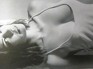 Masturbation (Gay);Cum Tributes (Gay);HD Gays;White Cum tribute Lauren Cohan (Black & White version)