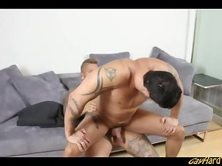 Anal,Tattoo,gay,ass,hardcore,muscled Mam Steele And Alexy Tyler pound - GayHardTube.com