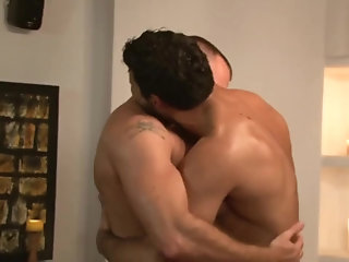 Anal,Rimming,facial,muscled,gay dudes In Love