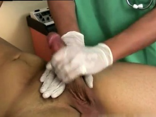 Cumshot (Gay),Gays (Gay),Handjob (Gay),Twinks (Gay),Uniform (Gay) Hot naked gay doctor exam videos xxx Willy's in the office t