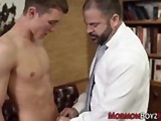 Anal,Mature,Uniform,Blowjob,Bareback,old & young,gay Mormons ass fucked raw