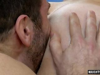 Anal,Rimming,gay,ass,hardcore,fuck,big dick Big dick gay anal sex with massage