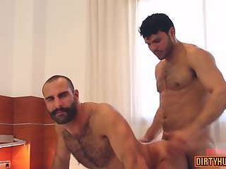 gay,spanking,muscle Muscle gay spanking and facial