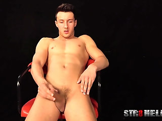 Dildo,Domination,Fetish,Object Insertion,gay,ass William Higgiins - Str8Hell - Filip Vacek