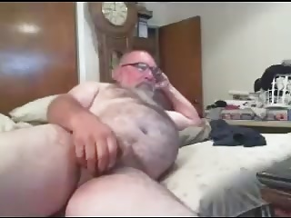 Men (Gay);Amateur (Gay);Bears (Gay);Daddies (Gay);Masturbation (Gay) Jim's Webcam Show (No Cum)