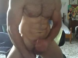 Amateur,Masturbation,Solo,Body Builders,muscled,gay Hot muscle boy beating off
