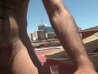 Anal,Hunks,hairy,muscled,beard,gay Raw muscle pound 18